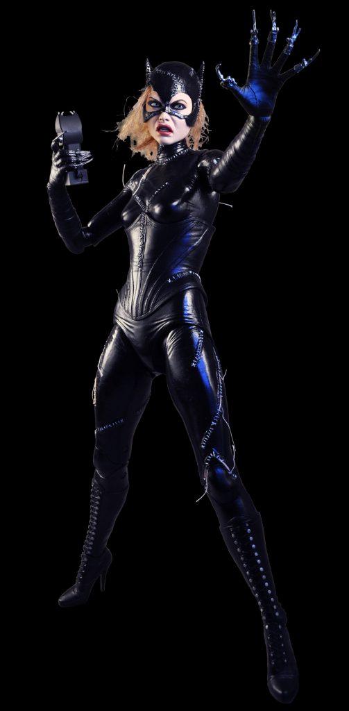 Batman Returns 1 4 Scale Action Figure Catwoman Michelle