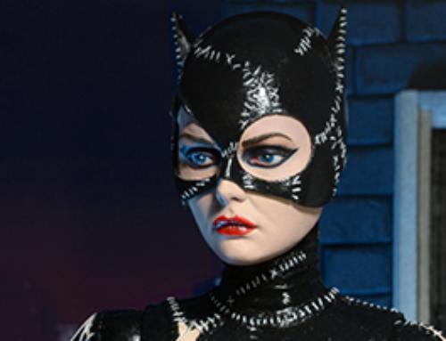 Batman Returns – 1/4 Scale Action Figure – Catwoman(Michelle Pfeiffer)