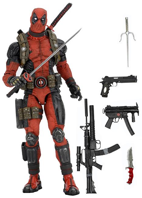 650h Deadpool