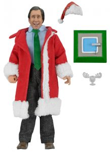 """National Lampoon's Christmas Vacation – 8"""" Clothed Figure – Santa Clark"""