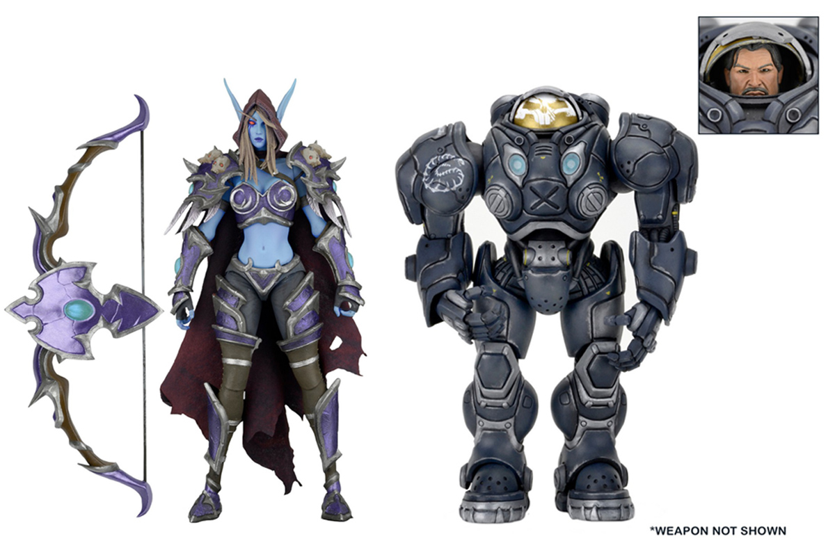 Heroes Of The Storm 7 Quot Scale Action Figures Series 3