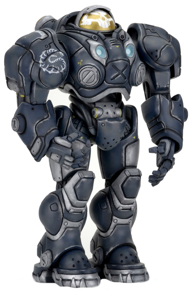"""DISCONTINUED – Heroes of the Storm – 7"""" Scale Action ..."""