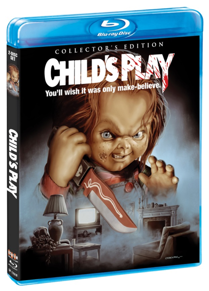 Child S Play Collector S Edition Blu Ray Set Coming From