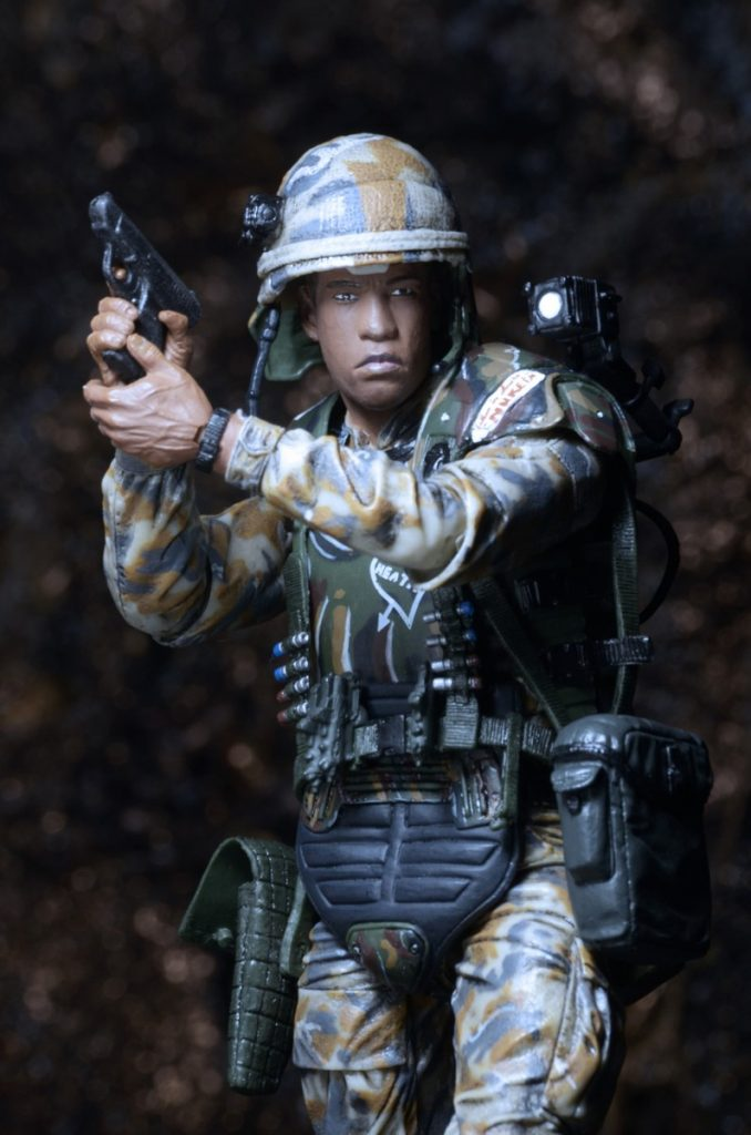 aliens series 9 figures meaning