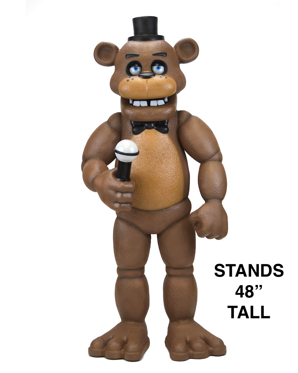 DISCONTINUED: Five Nights at Freddy's – Large-Scale Foam Figure