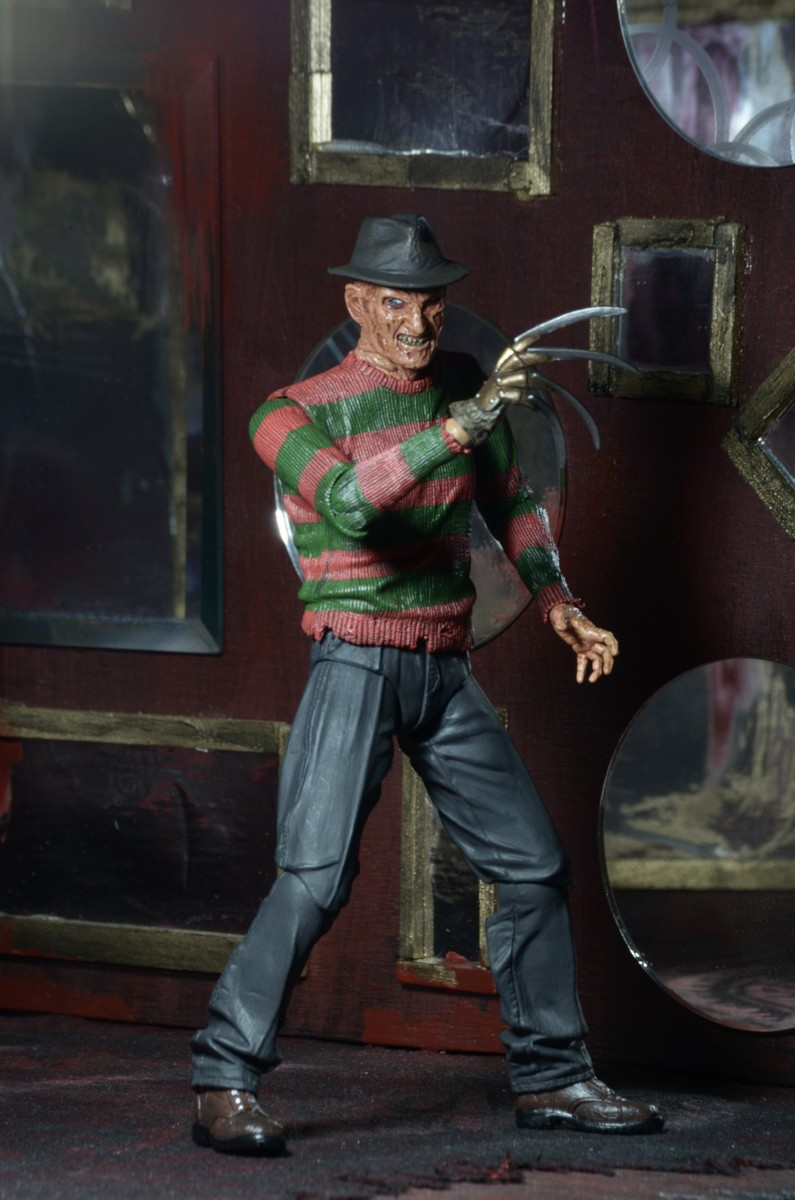 "Nightmare on Elm Street-Dream Warriors 7/"" Figure Ultimate partie 3 Freddy"