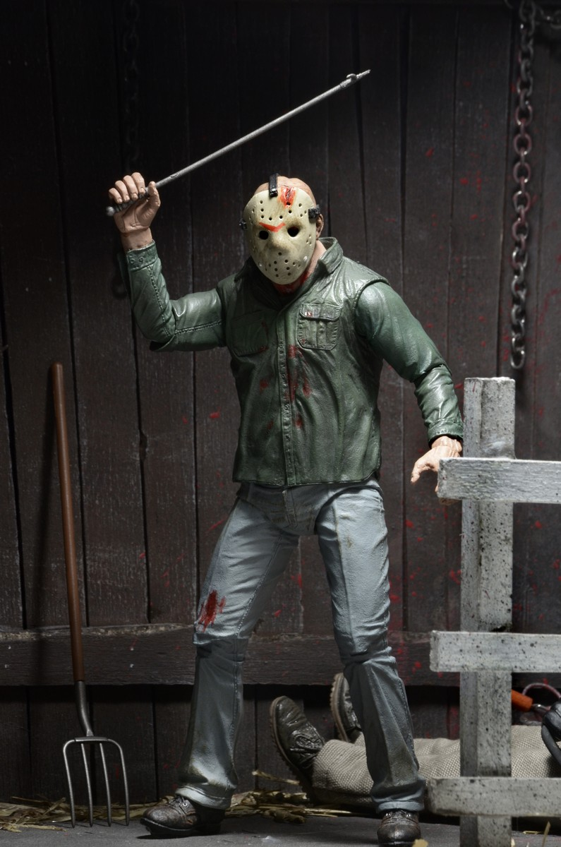 Closer Look: Friday The 13th Ultimate Part 3 Jason