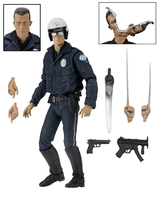 Discontinued Terminator 2 7 Scale Action Figure