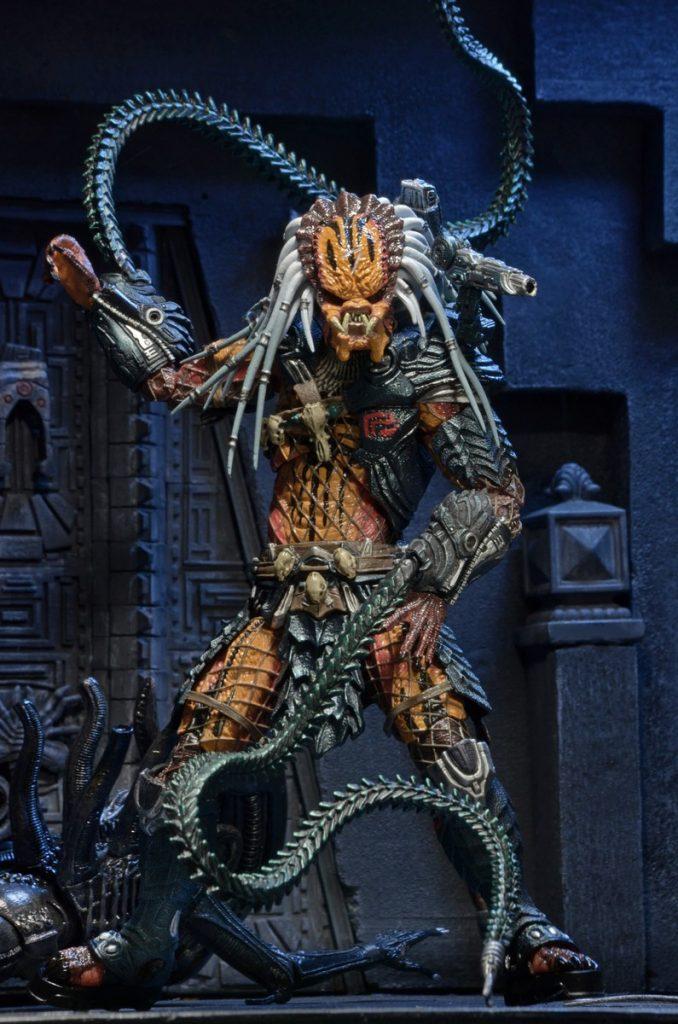 Predator leader
