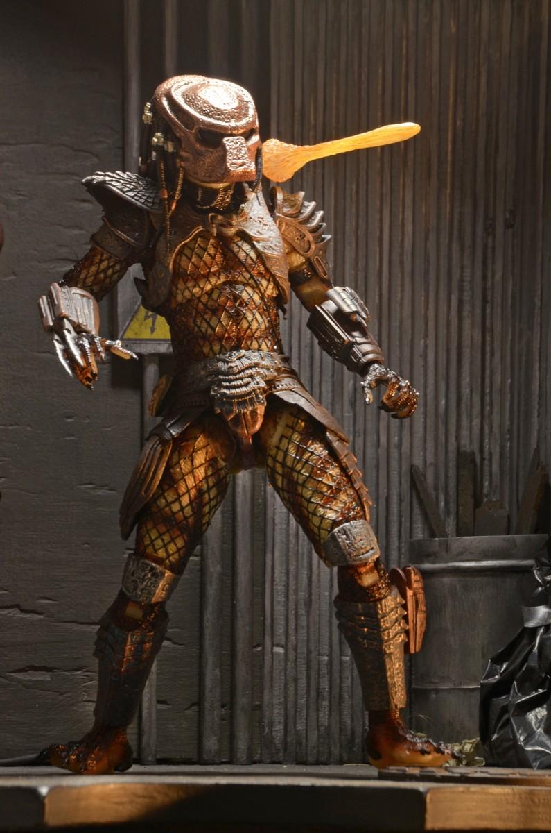 Predator 2 – 7″ Scale Action Figure – Ultimate City Hunter
