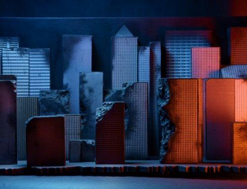 12 Days of Downloads 2016 – Day 12: Godzilla Cityscape Diorama Backdrops