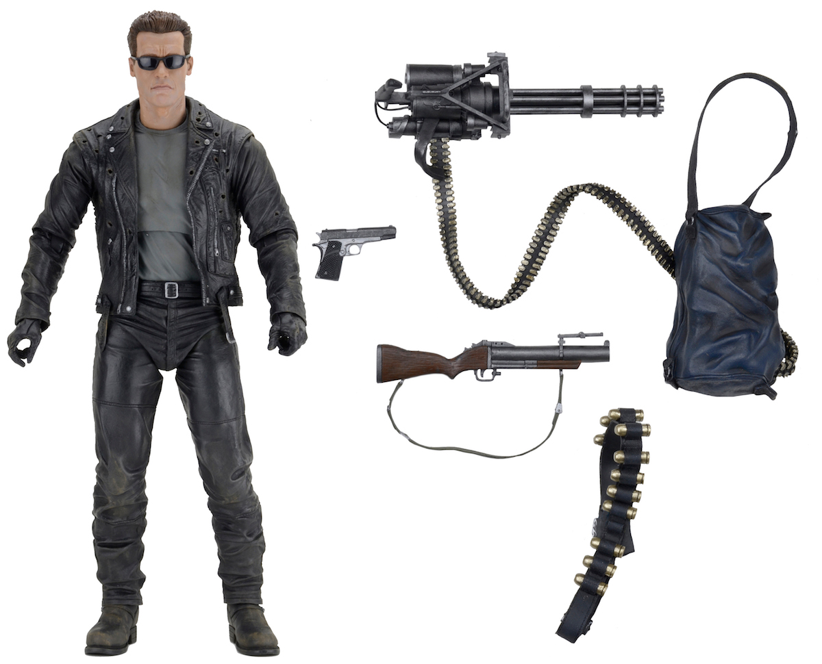 Terminator Figur T 800