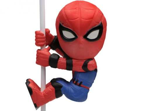 DISCONTINUED: Scalers – 2″ Characters – Spider-Man (Spider-Man: Homecoming)