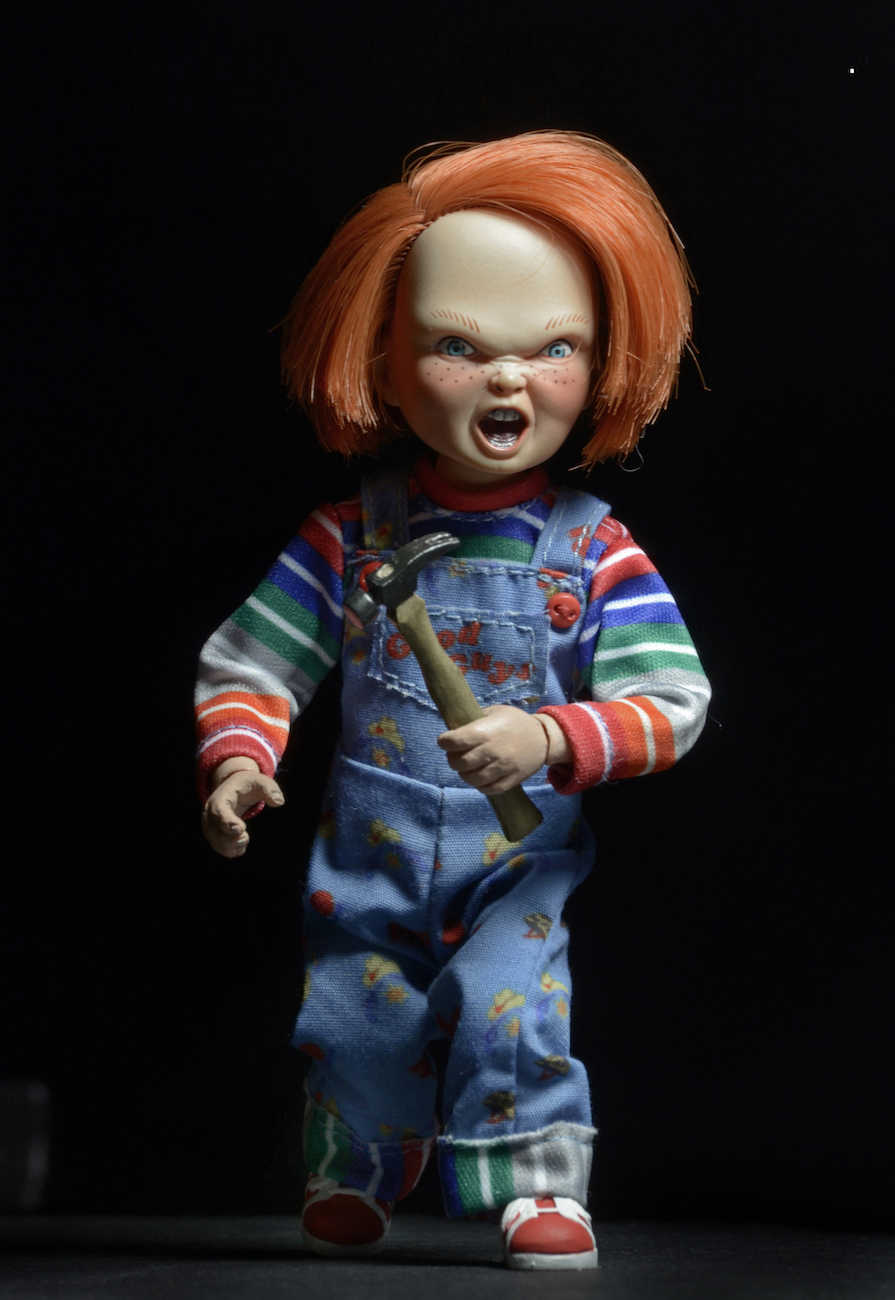 chucky 8 scale clothed action figure chucky