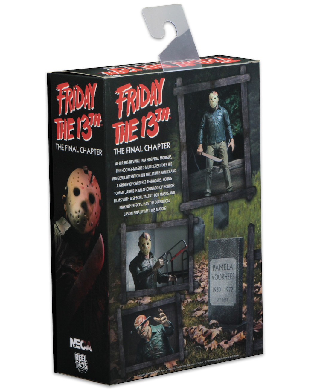 Friday The 13th Neca Ultimate Jason parte 4 THE FINAL Chapter Action Figure