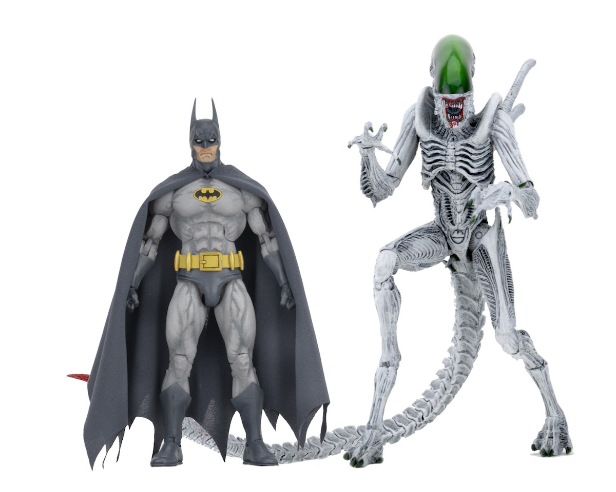 Batman/Aliens – 7″ Scale Action Figures – Batman and ...
