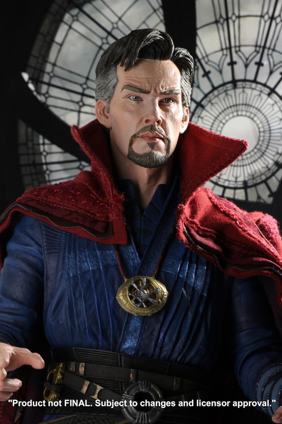 Doctor Strange (2016) – 1/4 Scale Action Figure – Doctor ...  Doctor Strange ...