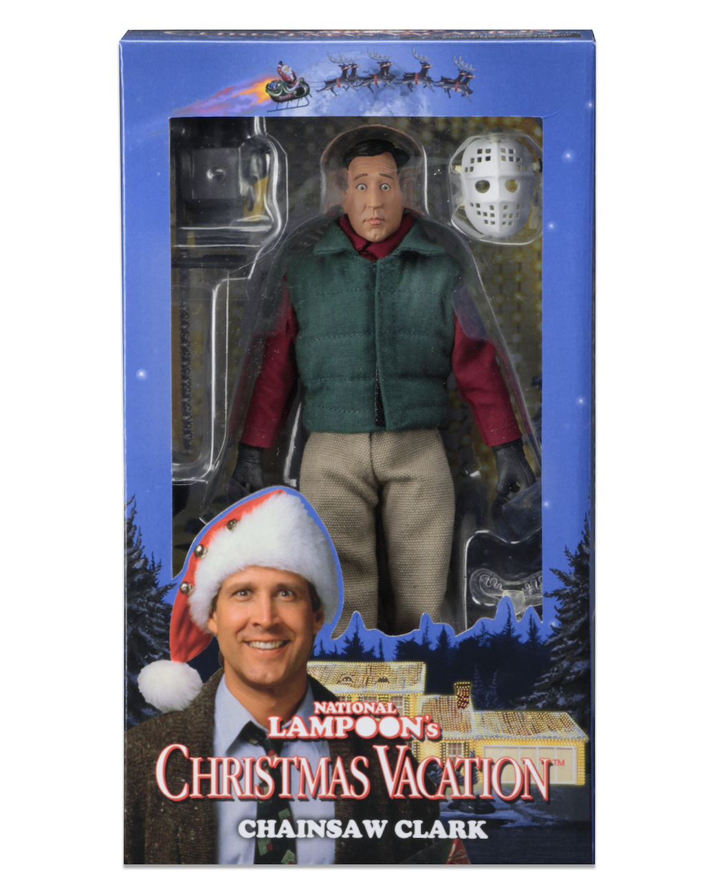 Christmas Vacation Boss Gift Scene.National Lampoon S Christmas Vacation 8 Clothed Action
