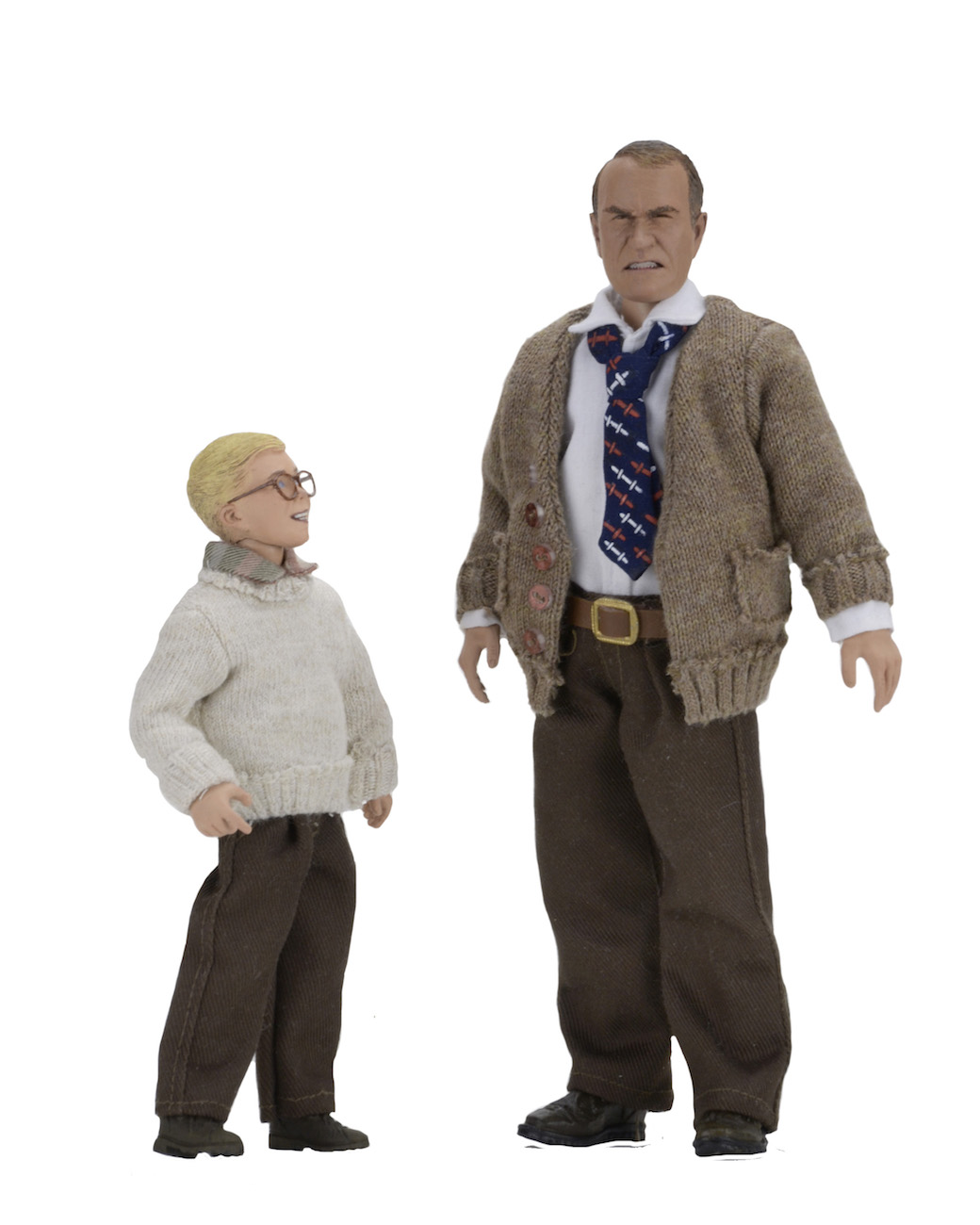 Shipping This Week – A Christmas Story 8″ Clothed Ralphie and Old ...