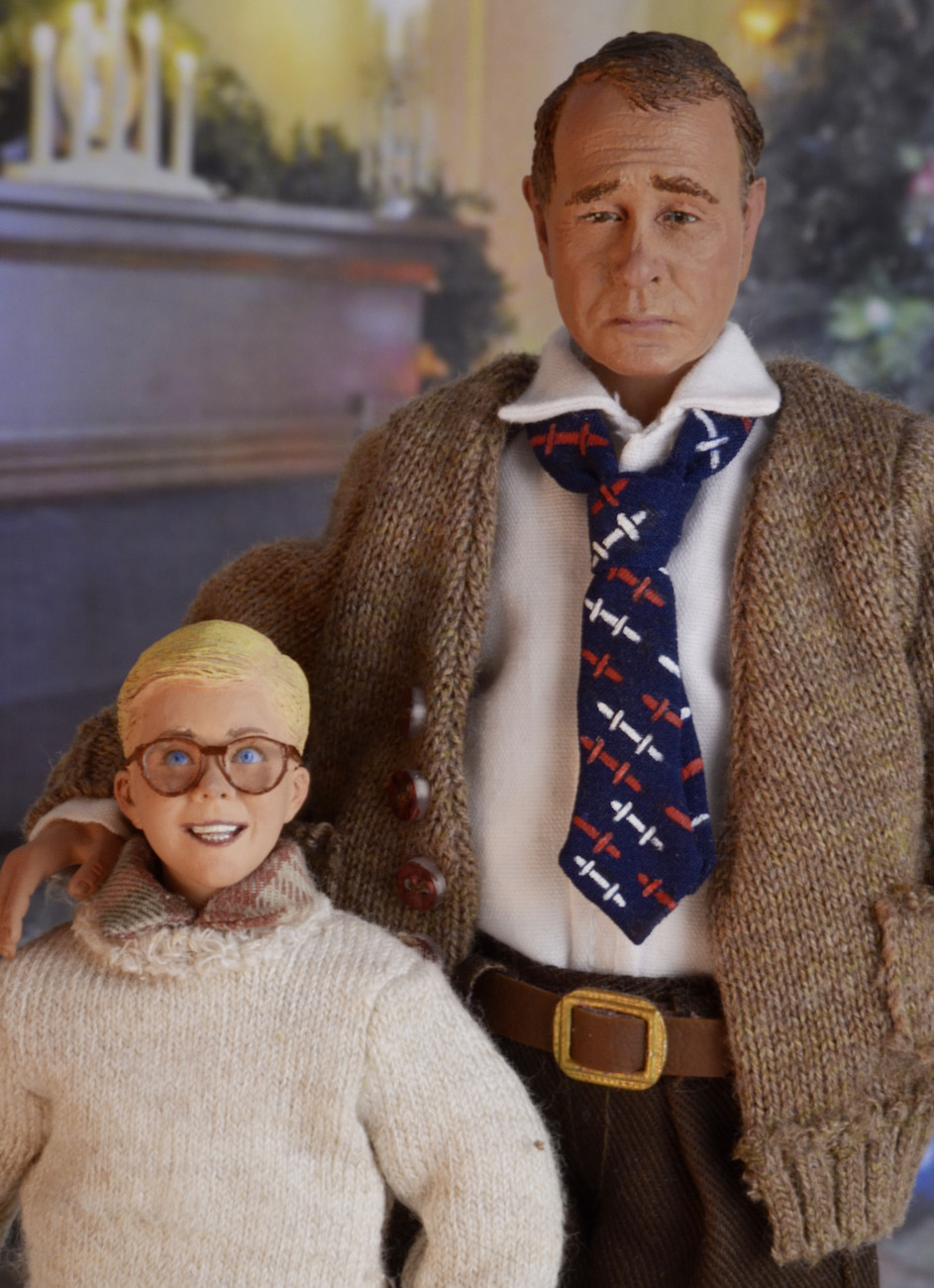 shipping this week restocks of a christmas story ralphie old man