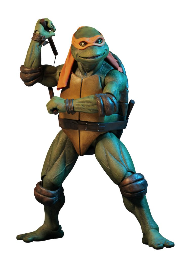 Teenage Mutant Ninja Turtles (1990 Movie) – 1/4 Scale ...