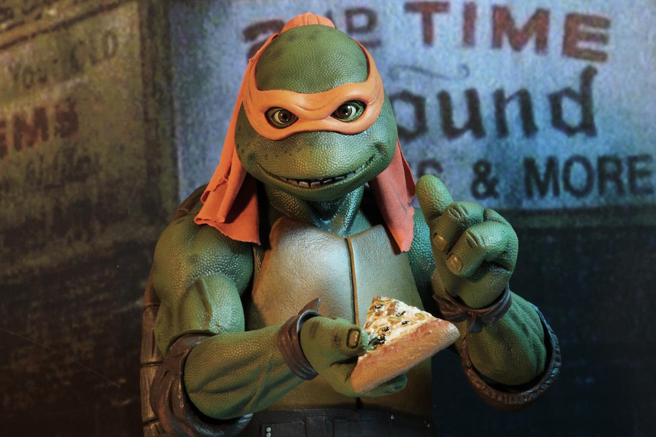 Teenage Mutant Ninja Turtles (1990 Movie) – 1/4 Scale ...