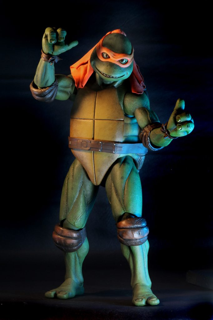 Tmnt Movie Toys : Teenage mutant ninja turtles movie scale