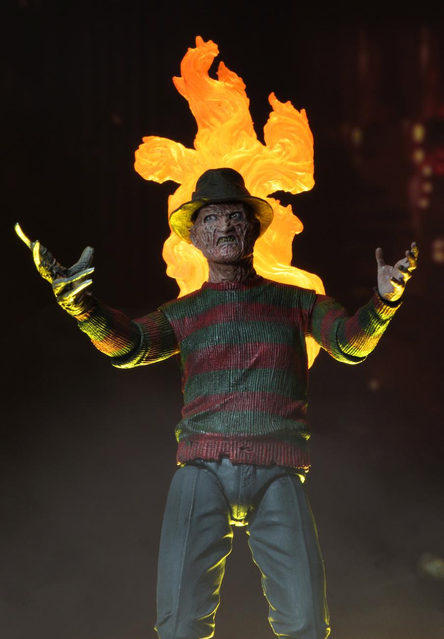 Nightmare On Elm Street 7 Scale Action Figure