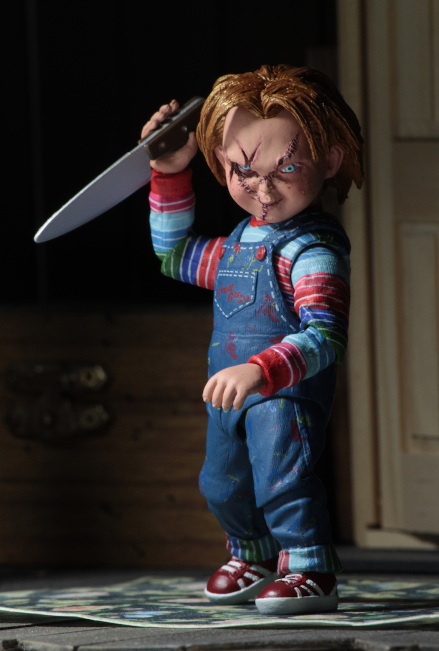 Chucky 7 Scale Action Figure Ultimate Chucky