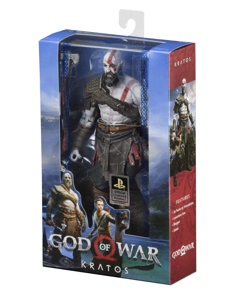 5cd7f7a5c78cb6 God of War (2018) – 7″ Scale Action Figure – Kratos