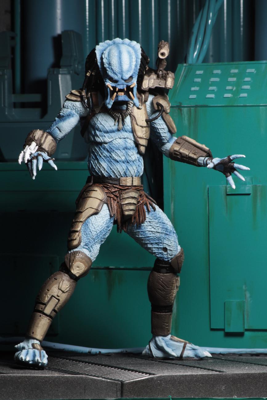 Alien Vs Predator Arcade Appearance 7 Scale Action