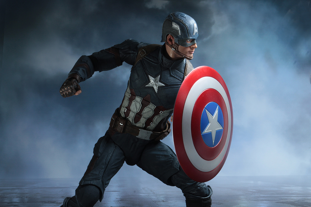 Capitan America Civil War Online