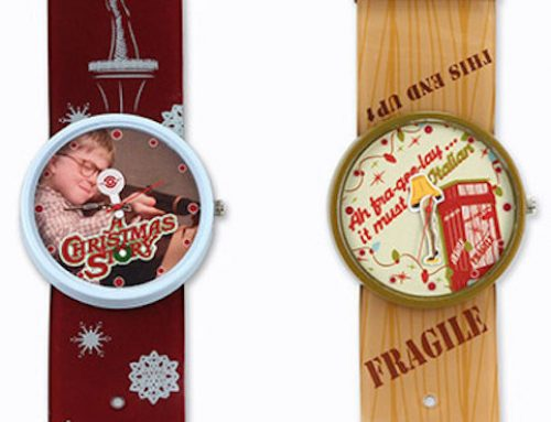 DISCONTINUED: A Christmas Story – Wristwatch – Ralphie and Leg Lamp Assortment