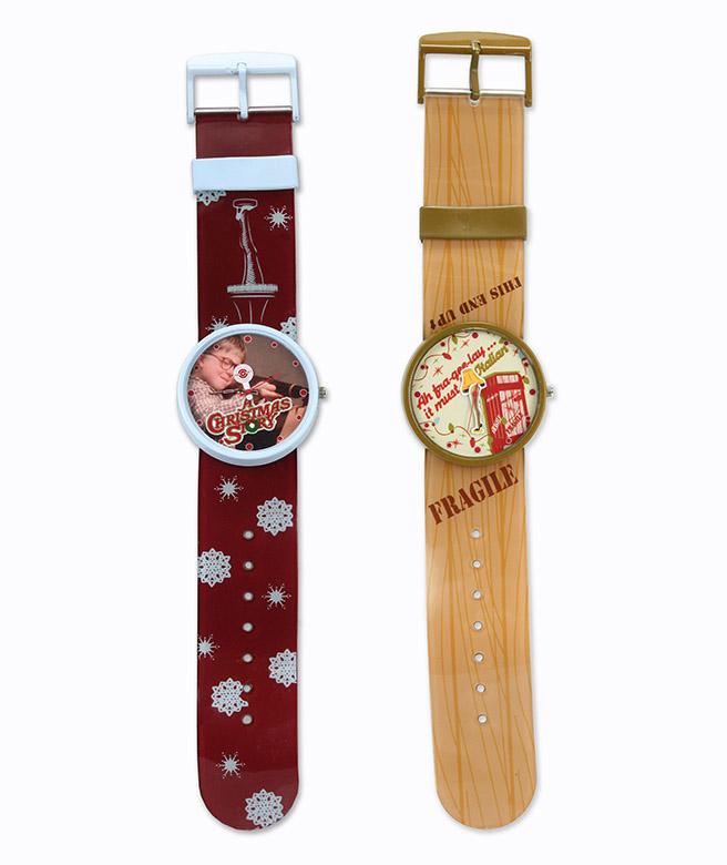 A Christmas Story – Wristwatch – Ralphie and Leg Lamp Assortment ...