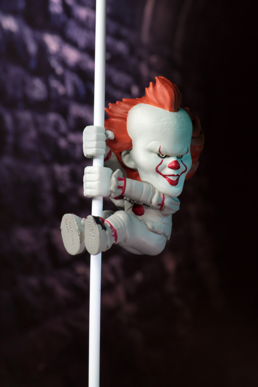 scalers 2 collectible minis pennywise it 2017