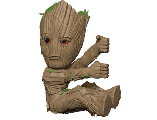 DISCONTINUED: Scalers – 2″ Collectible Minis – Groot (Avengers: Infinity War)