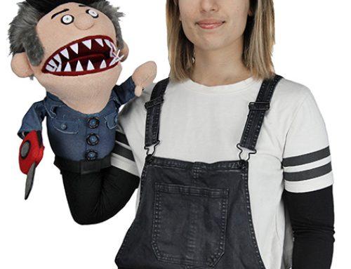 Ash vs Evil Dead – Prop Replica – Possessed Ashy Slashy Puppet