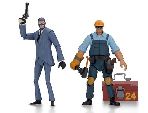 Team Fortress 2 – 7″ Scale Action Figures – Series 3.5 BLU