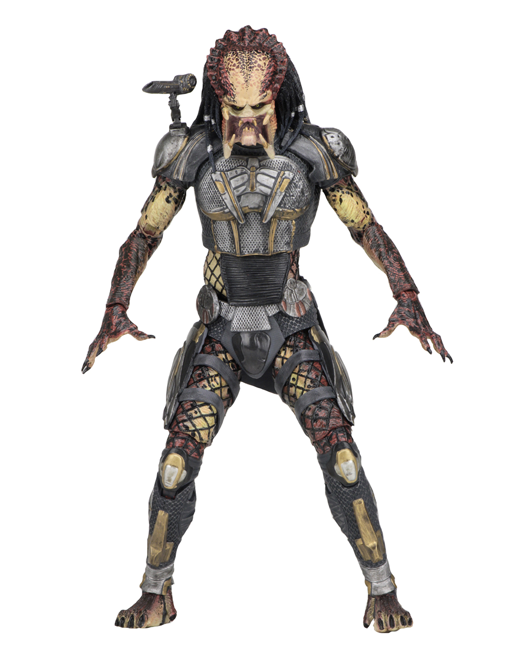 Predator (2018) – 7″ Scale Action Figure – Ultimate