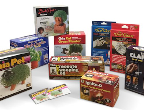 AMERICAN CULTURAL ICONS CHIA PET® AND THE CLAPPER® ACQUIRED BY NECA