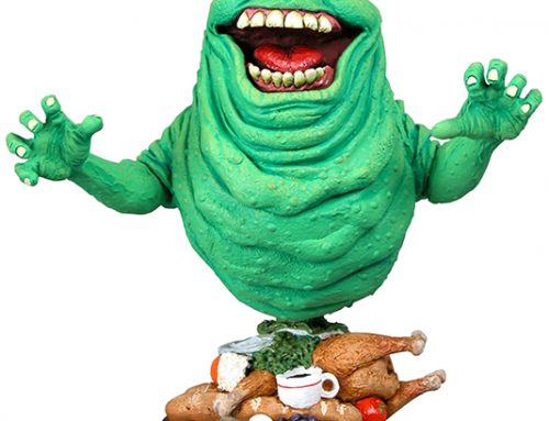 Ghostbusters – Head Knocker – Slimer