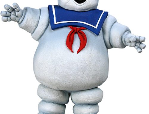 Ghostbusters – Head Knocker – Stay Puft