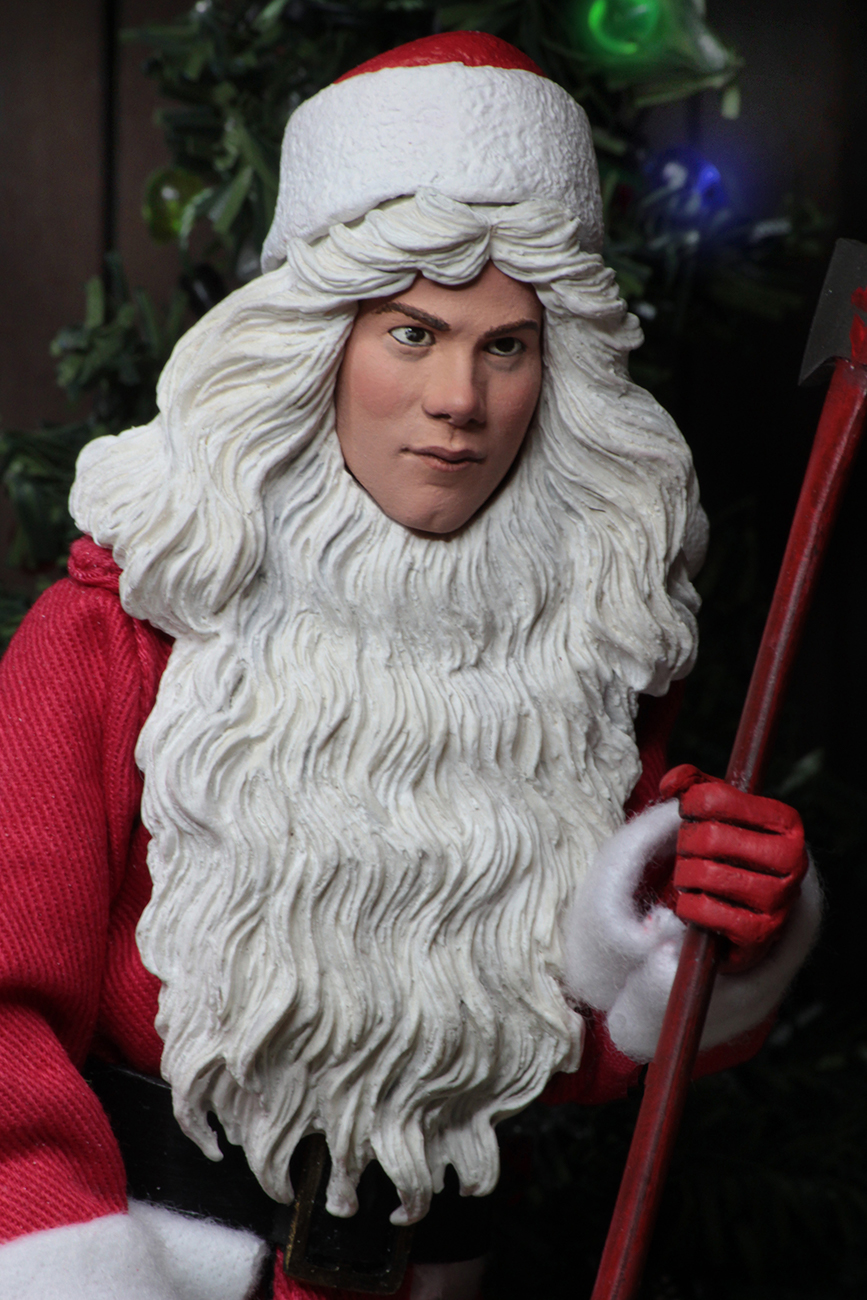 Silent Night Deadly Night 8 Clothed Figure Billy