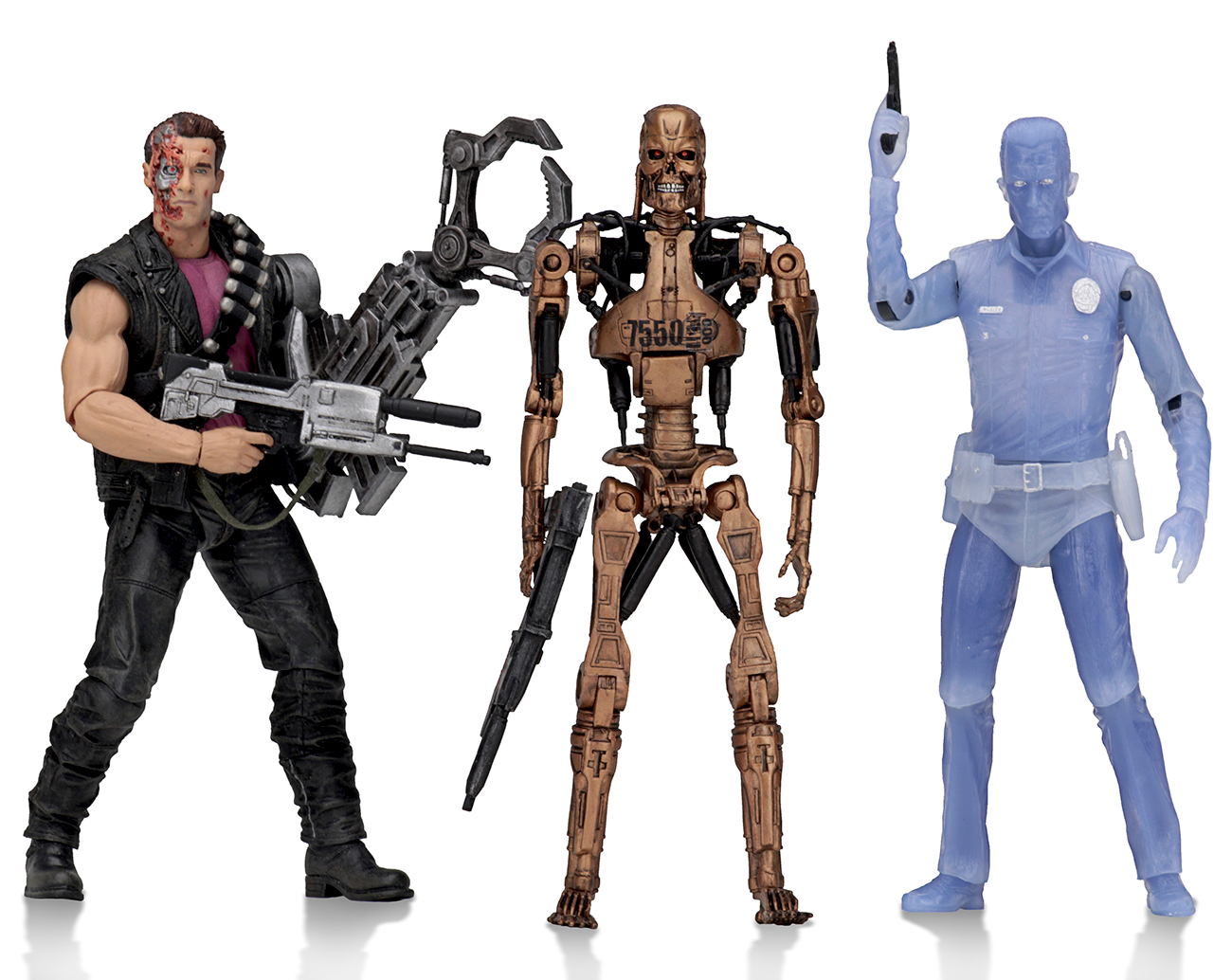 Terminator 2 – 7″ Scale Action Figure – Kenner Tribute ...