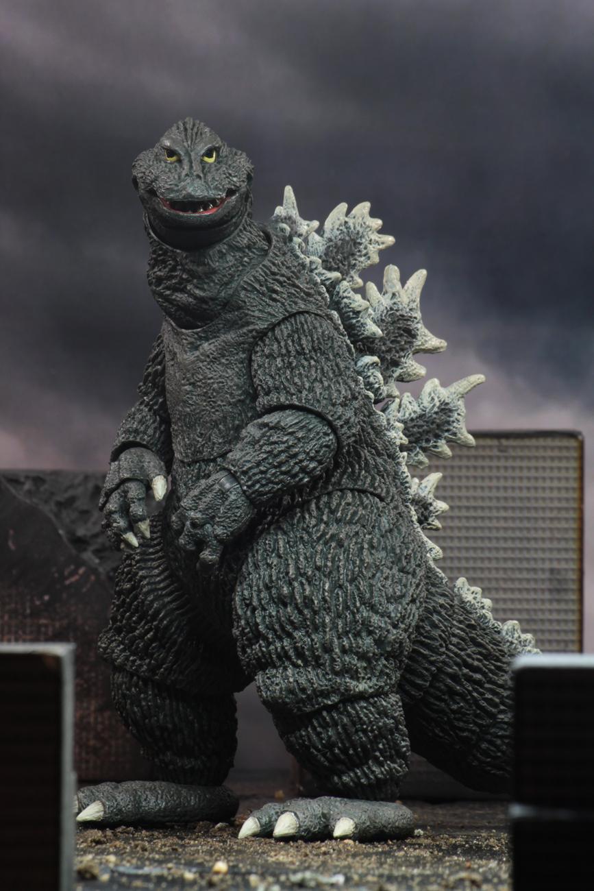 Godzilla – 12″ Hea...