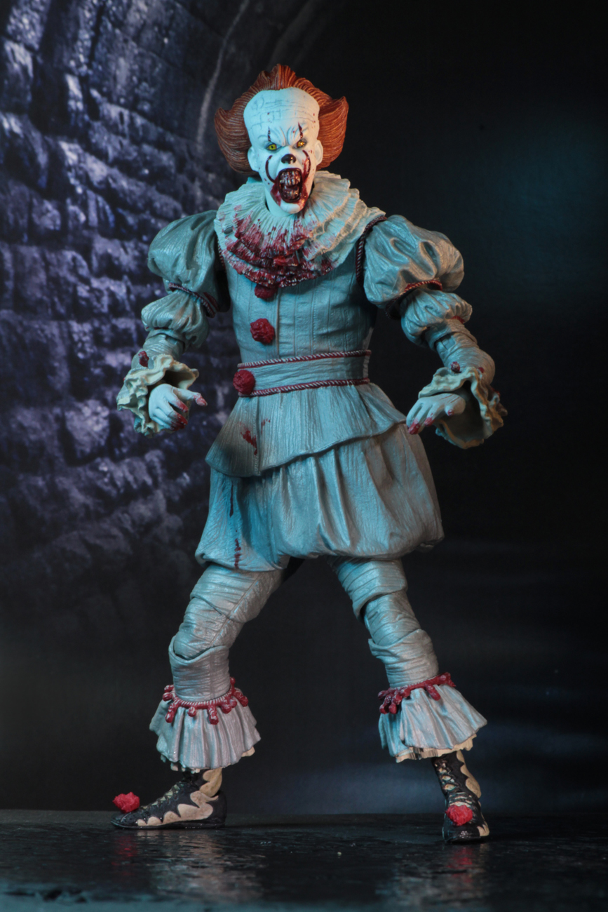 Gamestop Exclusive It 2017 Pennywise New Photo Gallery