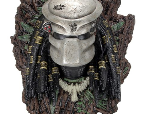 Predator – Foam Replica – Predator Wall-Mounted Bust
