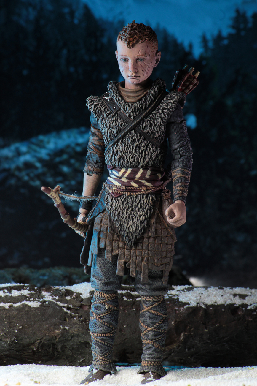 God of War (2018) – 7″ Scale Action Figure – Ultimate