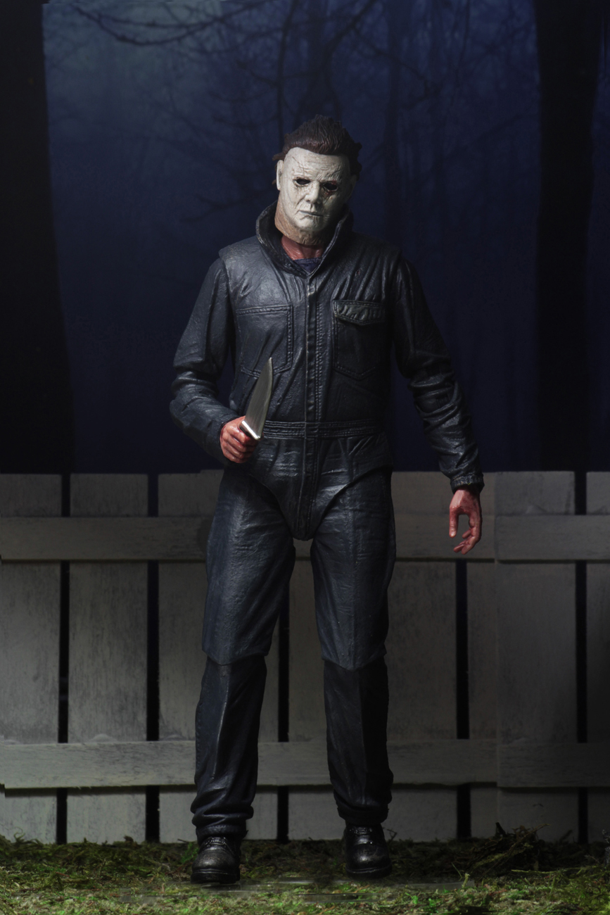 Halloween (2018) – 7″ Scale Action Figure – Ultimate ...