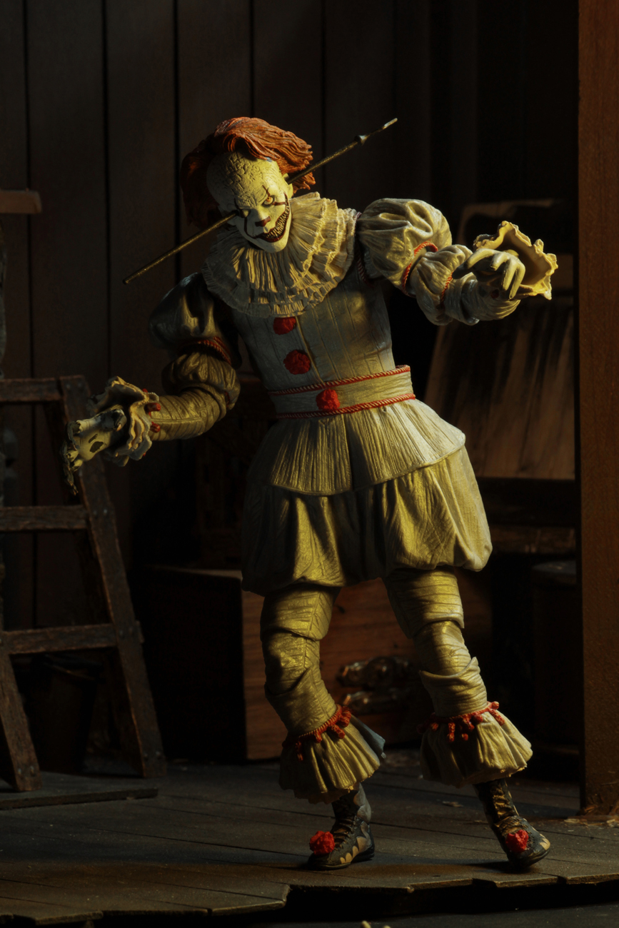 it 2017 � 7� scale action figure � ultimate well house
